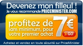 7 euros offerts sur Priceminister