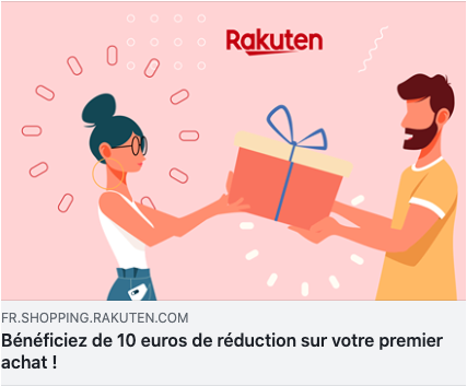 10 euros offerts sur Priceminister